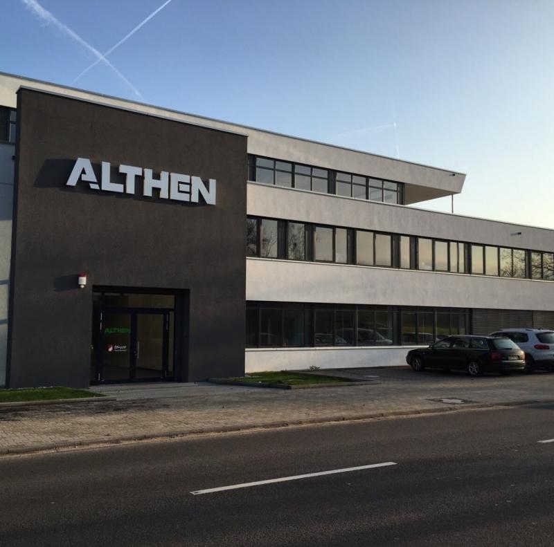 ALTHEN GmbH Meß- und Sensortechnik