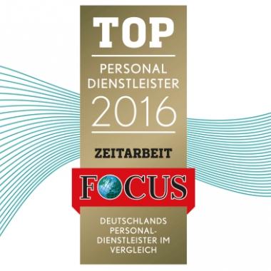 ARWA Personaldienstleistungen gehört seit 2014 zu den besten Personaldienstleistern Deutschlands. Dies ermittelte das Nachrichtenmagazin Focus im großen Karriere-Spezial.