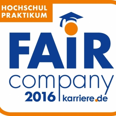 Wir sind Fair Company 2016