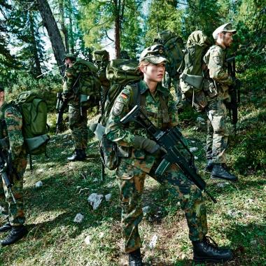 Freiwilligen Wehrdienst