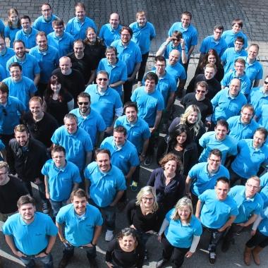 Unsere Mitarbeiter 2015