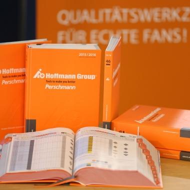 Der jährlich erscheinende Werkzeugkatalog umfasst über 65.000 Artikel. Er wird zusammen mit der Hoffmann Group herausgegeben.