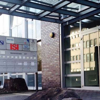 ISI Marketing GmbH Headquarter Bochum Eingangsbereich