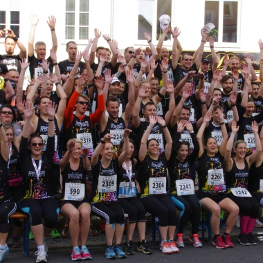 Media-Saturn Runners - Halbmarathon Ingolstadt 2016