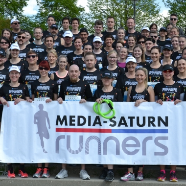Media-Saturn Fitness Runners - Ingolstadt 2016