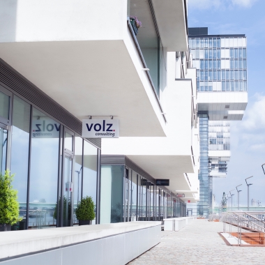 regina volz consulting, Rheinauhafen, Köln