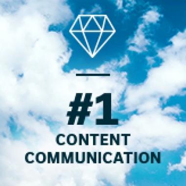 #1 Content Kommunikation
