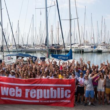 Vision Cruise: 4-tägiger Workshop in Griechenland auf 9 Segelbooten