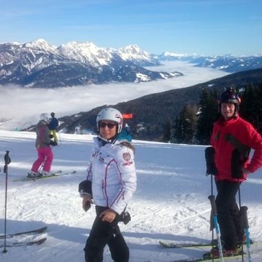 Jedes Jahr ein AOE Skitrip - ein langes Wochenende auf Kosten von AOE