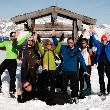 AOE Ski Trip 2016