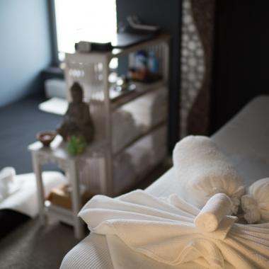 1h Thaimassage pro Monat für jeden Mitarbeiter im eigenen Thai Massage Studio