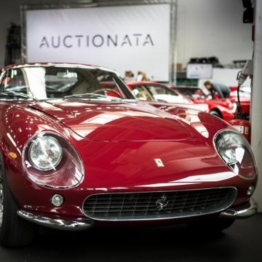 Auf der Ferrari Only Auktion con Auctionata