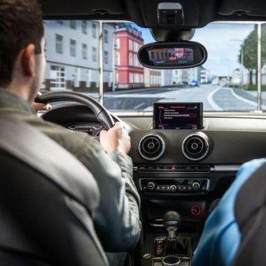 Einblicke in den Arbeitsalltag bei uns - #Fahrerassistenzsysteme.