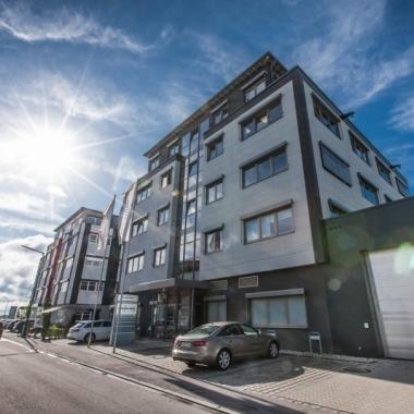 Unser Headquarter in Gaimersheim.