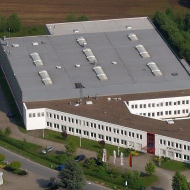 BST eltromat International GmbH, Hauptsitz in  Bielefeld