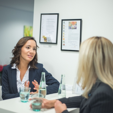 Nathalie Herrig (Human Resources Consultant bei HUMANIAX)