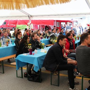 60 Jahre SCHUBIGER Sommerfest 2015