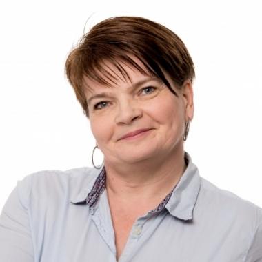 Abteilungsleiterin Andera Wörner