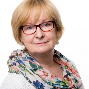 Abteilungsleiterin Karin Heusel