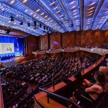 Kick-Off Veranstaltung zum Geschäftsjahreswechsel in Mannheim