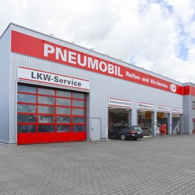 Pneumobil Filiale Groß-Umstadt