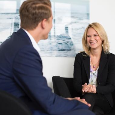 Jana Schmidt - Teamleiterin Recruiting und Coach