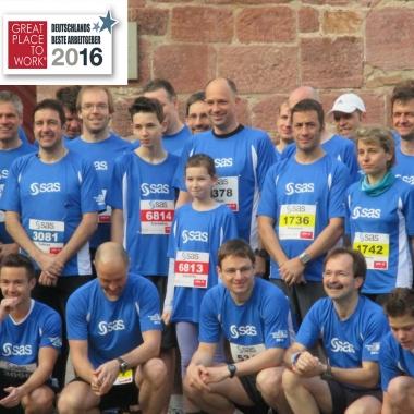 SAS Laufteam SAS Halbmarathon 2016