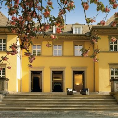SAS Hauptsitz in Heidelberg