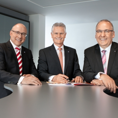 Vorstand der VR Bank Main-Kinzig-Büdingen eG