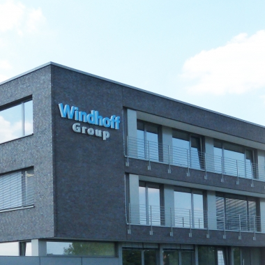 Hauptsitz der Windhoff Software Services GmbH in Gescher.