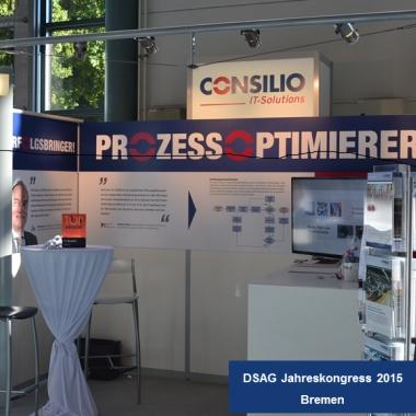 DSAG Jahreskongress 2015, Bremen