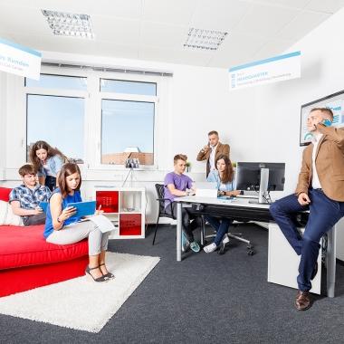 Schüler & Studenten - Für neugierige und begeisterte IT-Talente ohne Berufserfahrung.