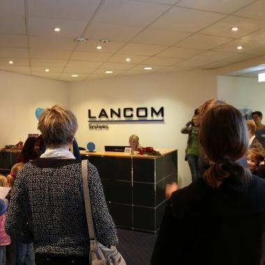 Familiennachmittag bei der LANCOM Systems