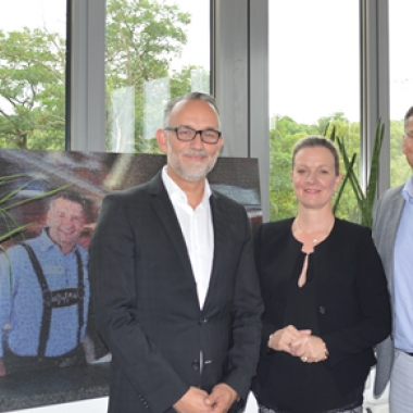 Frau Gehling ist seid diesem Juni bereits 20 Jahre Geschäftsführende Gesellschafterin der RDS. Ein Grund zu feiern!