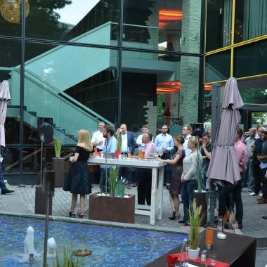 Firmenjubiläum - 15 Jahre SanData Solutions in München