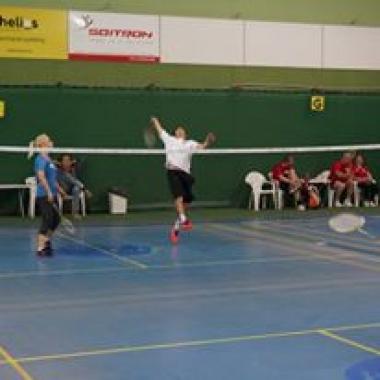 Badminton Turnier 2016