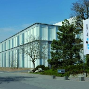 Neue Halle für Montage und Logistik