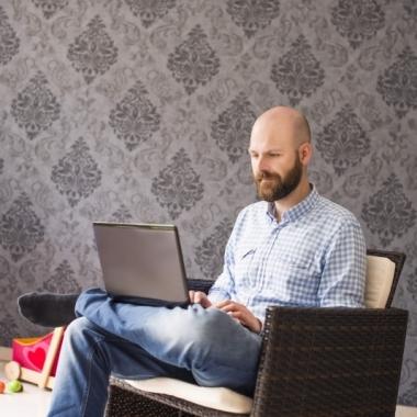 Homestory - Gerrit Staab, seit 8 Jahren IT-Berater