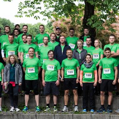 Teamstaffel 2015