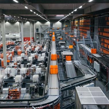 Logistikzentrum Erfurt
