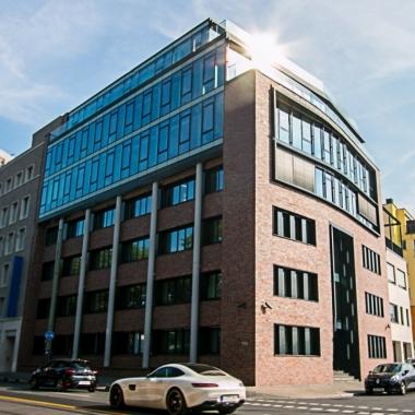 Unsere Zentrale im Frankfurter Osten