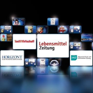 Über 100 Medienmarken zählen zu unserem Portfolio. Sie bedienen alle Wege moderner Kommunikation: Print und Digital …