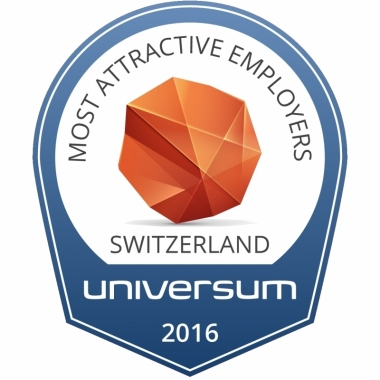 Wir freuen uns über unsere Wahl unter die attraktivsten Arbeitgeber der Schweiz. www.bit.ly/2cwp6Ek