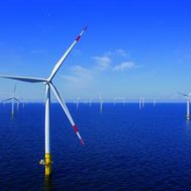 Mit unserem Windpark EnBW Baltic 1 – dem ersten kommerziellen Offshore-Windpark Deutschlands in der Ostsee – gehören wir zu den Pionieren bei der Windenergie auf See (offshore).