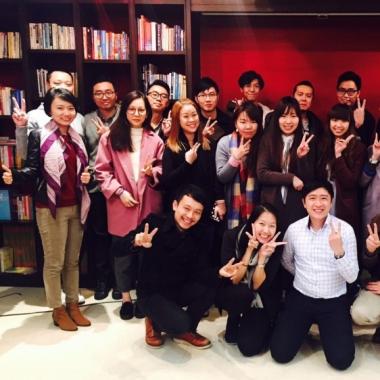 Unsere Kollegen in Hong Kong