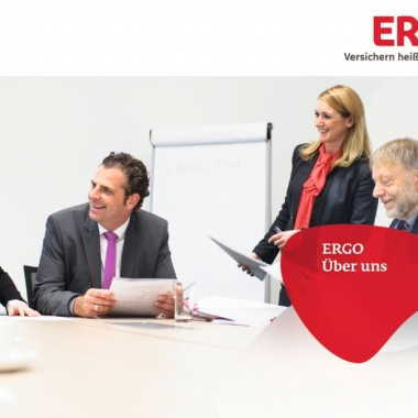 Ergo group als arbeitgeber gehalt karriere benefits for Ergo berlin