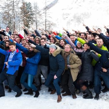 SnowBootCamp 2016 Zermatt