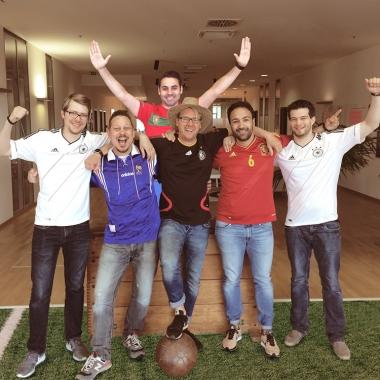 Mitfiebern bei der EM 2016