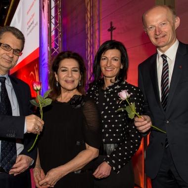 Oberbank-Event anlässlich des 105. Weltfrauentages. (Fotoquelle: Foto Krügl, Feldkirchen)