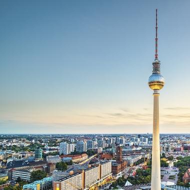 Berlin - bunt, vielseitig und unser Hauptsitz